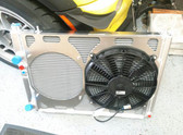 Mr. Sideways x SBG  High Performance Radiator