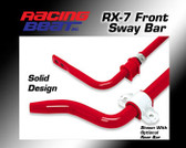 Racing Beat - Sway Bar - Front 93-95 RX-7