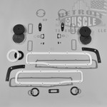 B Body 1969 69 Charger Paint Exterior Gasket Set