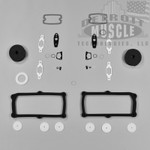 A Body 73-76 Duster Paint / Exterior Gasket Set