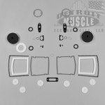 Mopar A Body 68 Dart Paint Exterior Gasket Set