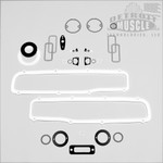 B Body 1969 69 Charger Paint Exterior Gasket Set BASIC
