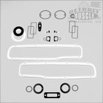 B Body 1970 70 Charger Paint Exterior Gasket Set BASIC