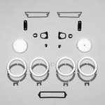 Mopar B Body 62 Dart Polara Paint Exterior Gasket Set
