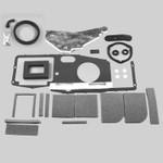 70-74 E Body BIG A/C Heater Box Restoration Kit