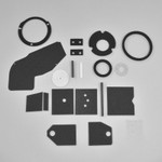 73-76 A Body BASIC NON A/C Heater Box Restoration Kit