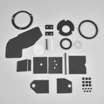 73-76 A Body BIG NON A/C Heater Box Restoration Kit