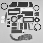 67-72 Body BASIC A/C Heater Box Restoration Kit