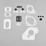 Mopar B Body 62-65 BASIC NON AC Firewall Gasket Set