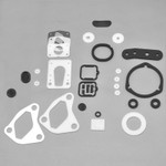Mopar E Body 70-74 BIG AC Firewall Gasket Set (manual trans)