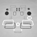 70 E Body Barracuda Paint / Exterior Gasket Set