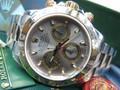 2005 Rolex Daytona Steel 18k Gold Chronograph Box & Paper Ref 116523