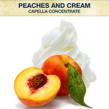Capella Peaches and Cream Concentrate