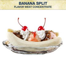 Flavor West Banana Split Flavour Concentrate