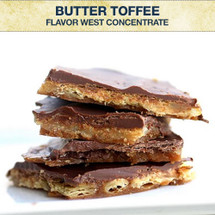 Flavor West Butter Toffee Concentrate
