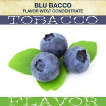 Flavor West Blu-Bacco Concentrate