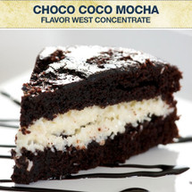 Flavor West Choco Coco Mocha Concentrate