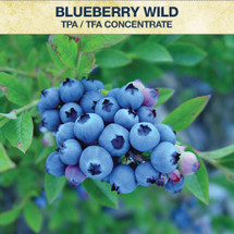 TPA / TFA Blueberry Wild Concentrate