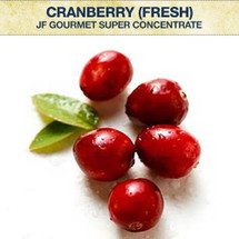 JF Gourmet Cranberry (Fresh) Super Concentrate