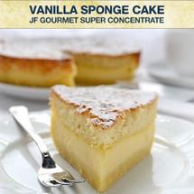 JF Gourmet Vanilla Sponge Cake Super Concentrate