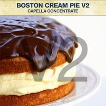 Capella Boston Cream Pie v2 Concentrate