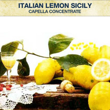 Capella Italian Lemon Sicily Concentrate