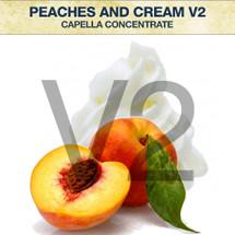 Capella Peaches and Cream v2 Concentrate