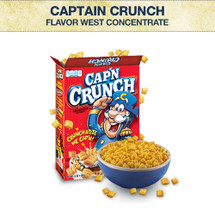 Flavor West Captain Crunch (Renamed Cereal Crunch) Concentrate