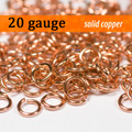 20g Copper Jump Rings