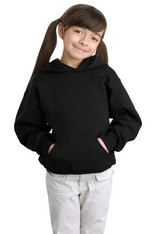 Hanes® - Youth Comfortblend® EcoSmart® Pullover Hooded Sweatshirt.