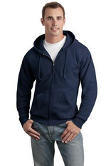 Hanes® - Comfortblend® EcoSmart® Full-Zip Hooded Sweatshirt.