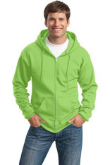Port & Company® - Classic Full-Zip Hooded Sweatshirt.