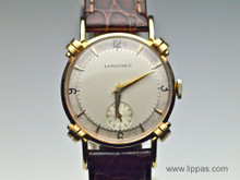 14 Karat Yellow Gold Longines