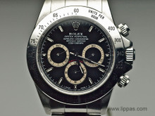 Stainless Steel Rolex Daytona with a Patrizzi Dial