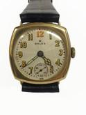 Mid 1920's 9 Karat Gold Rolex