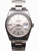 Stainless Steel Mens Rolex Datejust