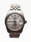 Rolex Stainless Steel Midsize Datejust