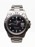 Rolex Stainless Steel Explorer 2