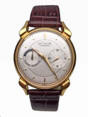 LeCoultre  Futurematic Gold Filled with Fancy Lug Ends