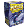 Purple Dragon Shield Sleeves for Magic: The Gathering Cards 100ct