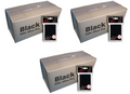 Black Bulk Ultra Pro Sleeves 1800 Count