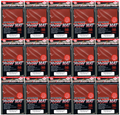 Bulk KMC 1200 Hyper MAT Red