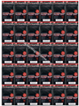 Bulk KMC Deck Protectors 2400 Hyper MATT Black