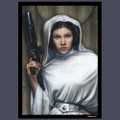 Star Wars Art Sleeves: Princess Leia