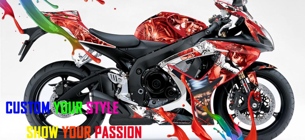 Motorcycle Fairings For Honda Suzuki Yamaha Kawasaki And Ducati Ifairings