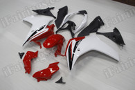 aftermarket fairings and bodywork for Honda 2011 2012 2013 CBR600F, this motorcycle fairings are replacement plastic with various graphics,  they are top quality and oem fairing quality comparable. All the bodywork panels are pre-drilled and 100% precise fit factory bike.