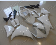 aftermarket fairings and bodywork for 2012 2013 2014 Yamaha YZF R1, this motorcycle fairings are replacement plastic with various graphics,  they are top quality and oem fairing quality comparable. All the bodywork panels are pre-drilled and 100% precise fit factory bike.
