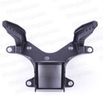 Aftermarket upper fairing stay bracket for 2008-2012 Yamaha YZF-R6, this fairing stay bracket, as a direct replacement for stock/factory fairing stay bracket, is made with very brilliant finish and precise fitment. It is OEM style and built to match the stock/factory specification, no need to do any modification.
