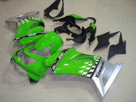 aftermarket fairings and bodywork for Kawasaki Ninja 250R EX250 2008 to 2012, this motorcycle fairings are replacement plastic with various graphics,  they are top quality and oem fairing quality comparable. All the bodywork panels are pre-drilled and 100% precise fit factory bike.