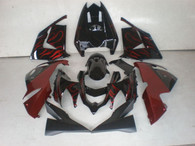 Kawasaki ZX10R 2004 2005 lime green fairing kits, this Kawasaki ZX10R 2004 2005 plastics was applied in lime greengraphics, this 2004 2005 ZX10R fairing set comes with the both color and decals shown as the photo.If you want to do custom fairings for ZX10R 2004 2005,our talented airbrusher will custom it for you.